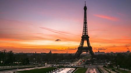 ヨーロッパの人気都市で英語があまり通じない都市10選_パリ