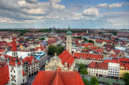 ヨーロッパの人気都市で英語があまり通じない都市10選_ミュンヘン