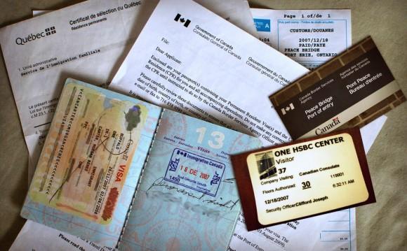 カナダでビザを取得した時の7つのポイント教えます!