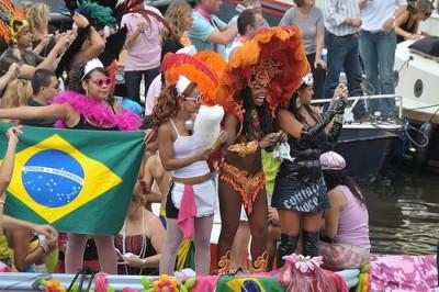 ブラジルの地図ガイドにもないマニアック旅行10スポット_サンパウロ・ゲイパレード