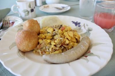 現地で絶対食べたいおすすめジャマイカ料理10選_アキー&ソルトフィッシュ