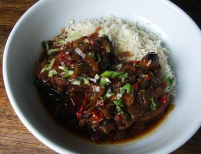 現地で絶対食べたいおすすめジャマイカ料理10選_ブラウンシチューチキン