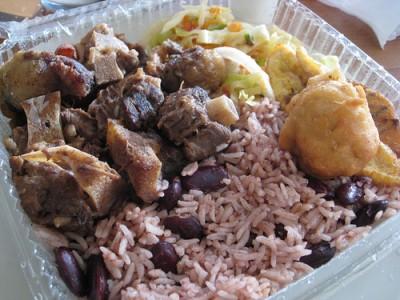 現地で絶対食べたいおすすめジャマイカ料理10選_ライス&ピーズ