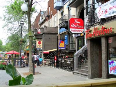 モントリオールを2泊3日で超効率よく観光する7つのコツ_サンドニ通り