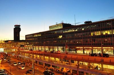モントリオールを2泊3日で超効率よく観光する7つのコツ_モントリオール空港