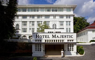 クアラルンプールを2泊3日で超快適に観光する8つのコツ_マジェスティックホテル