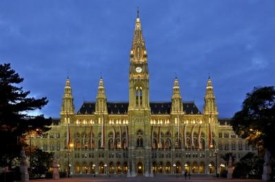ツアーじゃ行けないオーストリアのマニアック観光10選_ウィーン市庁舎
