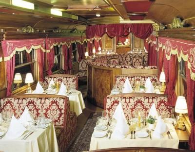 ツアーじゃ行けないオーストリアのマニアック観光10選_皇帝列車