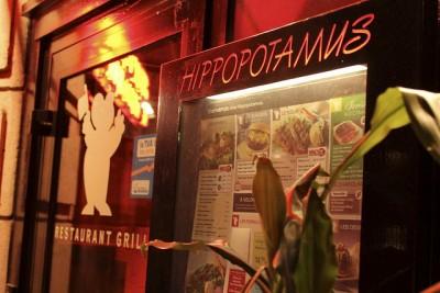 パリ食べ歩きツアー!地元で人気カジュアルレストラン10選_イポポタミュス