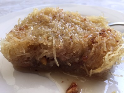 サラエボのおすすめボスニア料理店とコーヒーBar10選!カダイフ