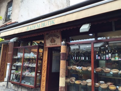 サラエボのおすすめボスニア料理店とコーヒーBar10選!ブティーク バデム