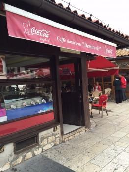 サラエボのおすすめボスニア料理店とコーヒーBar10選!デミロヴィッチェ