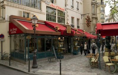 パリ食べ歩きツアー!地元で人気カジュアルレストラン10選_シェ・クレモン