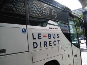 フランス・パリ空港をもっと快適に過ごす7つのコツ!バス