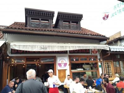 サラエボのおすすめボスニア料理店とコーヒーBar10選!ブレグズィニツァ ボスナ2