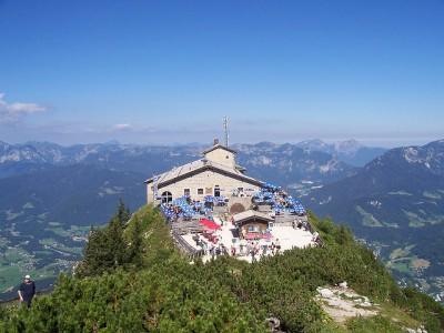 ツアーじゃ行けないオーストリアのマニアック観光10選_イーグルネスト