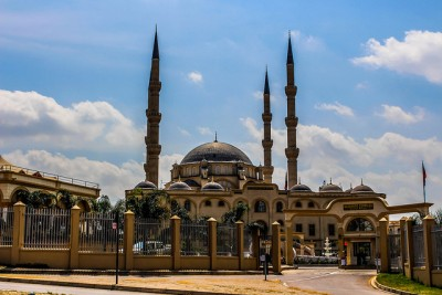トルコのマニアックな超おすすめ観光スポット10選_Selimiye Mosque