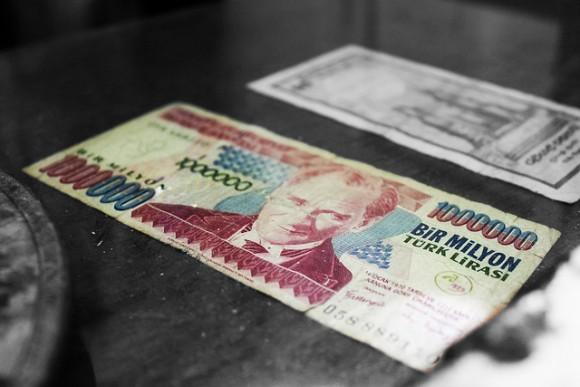トルコ通貨リラを徹底調査!旅行前に知りたい8つのポイント