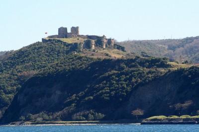 トルコのマニアックな超おすすめ観光スポット10選_Yoros Castle