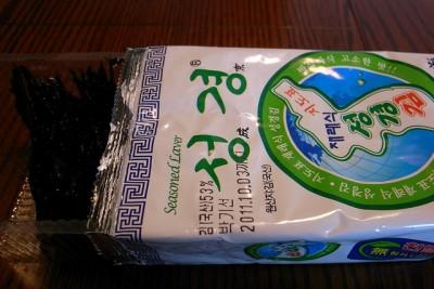 韓国のお土産調査!貰って嬉しい超おすすめ10選_高級韓国海苔