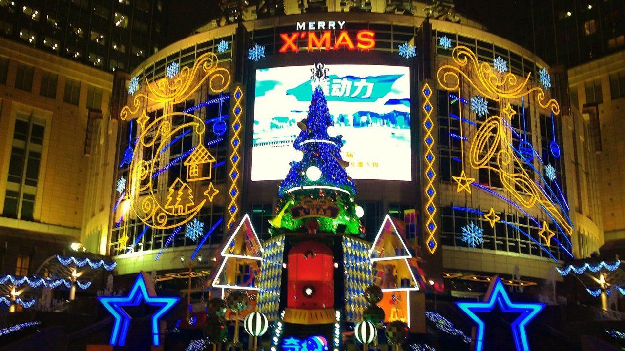 中国のクリスマスはどんな感じ?6つのおもしろ豆知識!