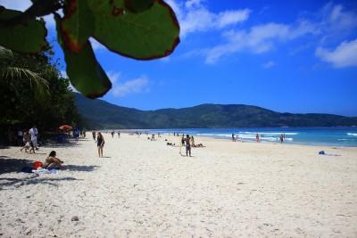 ブラジルに来たら絶対訪れてほしいおすすめビーチ8選!ロペス・メンデスビーチ
