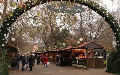 現地在住者に聞くイギリスでクリスマスを満喫する7つのコツハイドパーク