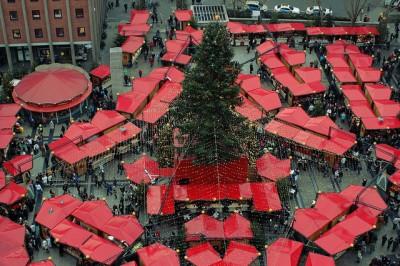 ドイツ在住者に聞く現地のクリスマスの7つの楽しみ方!クリスマスマーケット