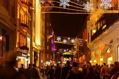 トルコのクリスマスは少し違う!おもしろ6つの豆知識!通り