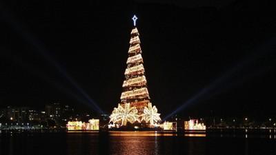 ブラジルのクリスマスは超面白い!7つの楽しみ方_イビラプエラ公園