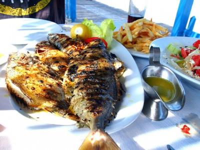 現地で絶対食べたいおすすめギリシャ料理10選!_魚料理