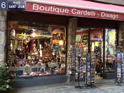 初めてリヨンを観光するときのおすすめスポット8選_旧市街地にあるギニョ-ル専門店&博物館