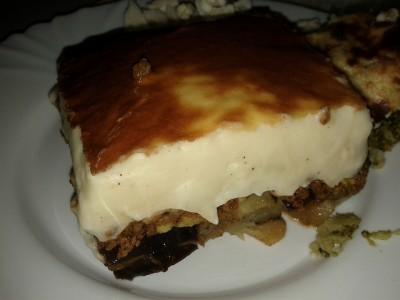 現地で絶対食べたいおすすめギリシャ料理10選!_ムサカ
