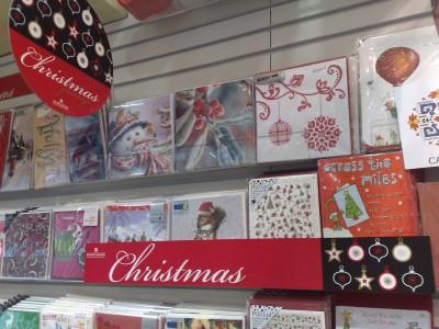 現地在住者に聞くイギリスでクリスマスを満喫する7つのコツクリスマスカード