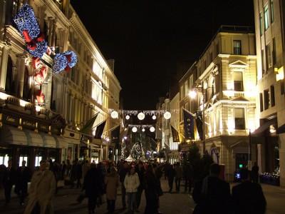 現地在住者に聞くイギリスでクリスマスを満喫する7つのコツボンドストリート