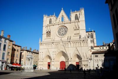 初めてリヨンを観光するときのおすすめスポット8選_サン・ジャン大司教教会