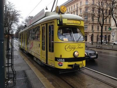 ウィーンを2泊3日で超効率よく観光す8つのコツ_リングトラム
