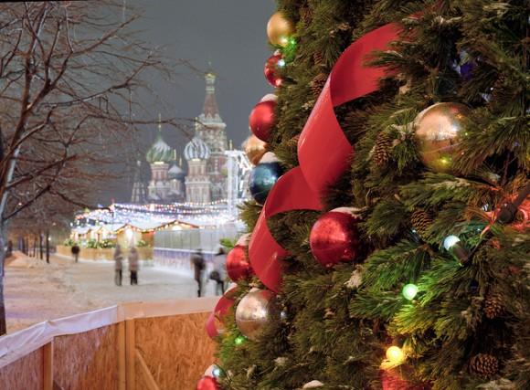 ロシアのクリスマスを超満喫できる7つの豆知識!