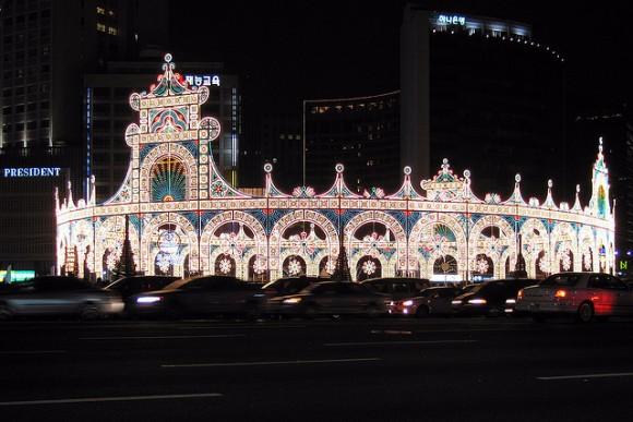 韓国のクリスマスはどんな感じ?6つのおもしろ豆知識!