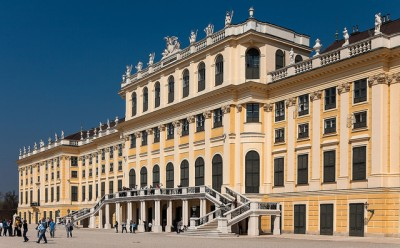 ウィーンを2泊3日で超効率よく観光す8つのコツ_シェーンブルン宮殿