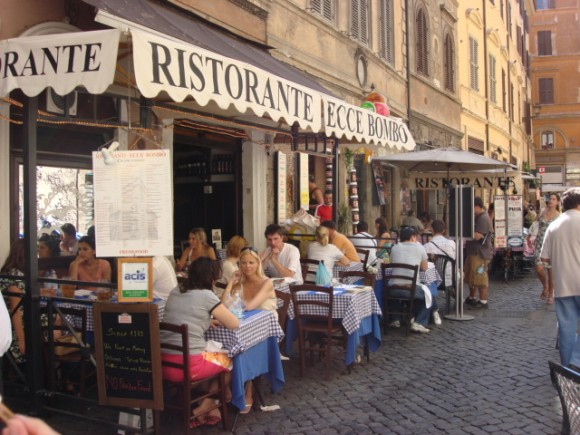 イタリアでレストランへ行くとき役立つイタリア語10選!