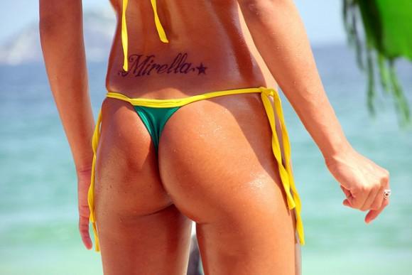ブラジル人女性が可愛いと思うビキニの6つの条件!