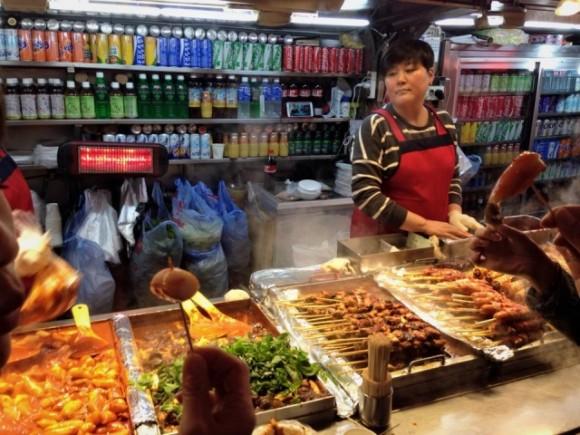 韓国でレストランへ行くとき役立つ韓国語10選!