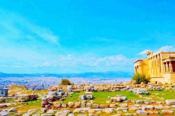 ギリシャの地図ガイドにもないマニアック旅行7スポット