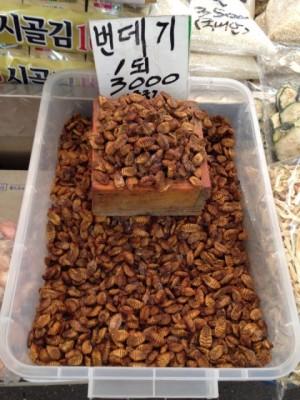 韓国で最初食べるときにびっくりする食べ物6選_ポンデギ