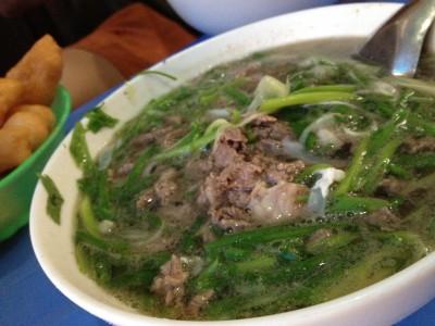 ベトナム・ハノイ在住者おすすめカフェ・レストラン8選!1.フォーティン牛肉のフォー