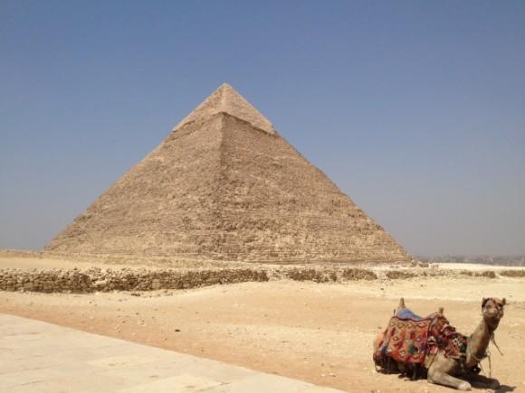 エジプト旅行でピラミッド観光を快適にする8つのポイント!