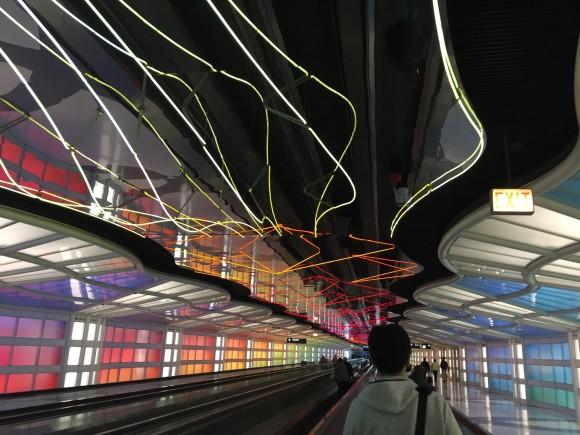 シカゴ空港を徹底調査!旅行前に知るべき7つの特徴!