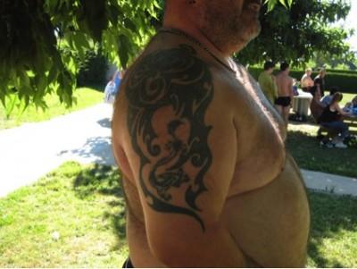 フランスで刺青・タトゥ-はどう思われているか調査!5