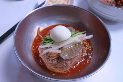 韓国行ったら絶対食べたい美味しい韓国冷麺のお店7選!明洞咸興麺屋